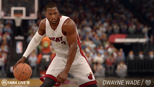 NBA Live 16 Screenshot #106 for PS4