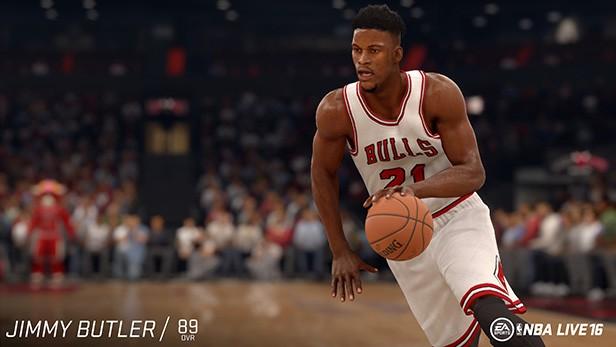 NBA Live 16 Screenshot #107 for PS4