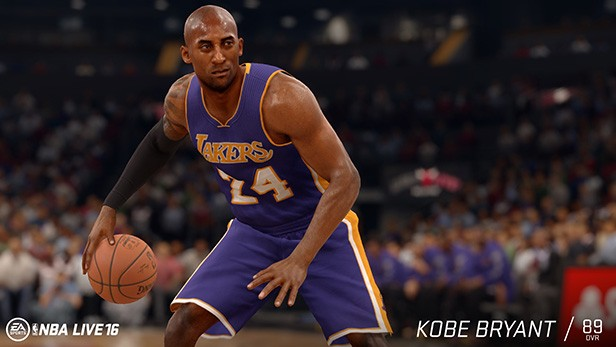 NBA Live 16 Screenshot #108 for PS4