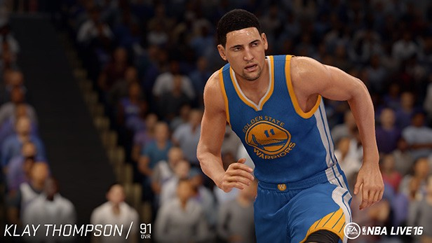 NBA Live 16 Screenshot #109 for PS4