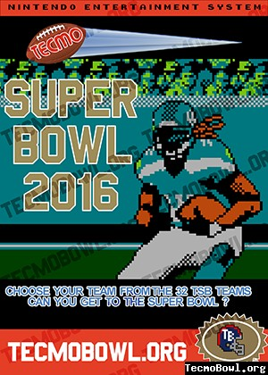 Tecmo Super Bowl 2016 Screenshot #1 for PC