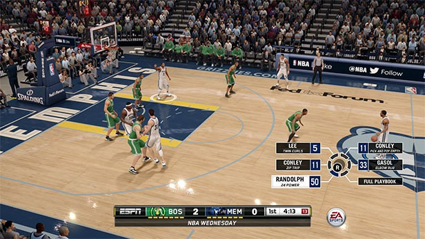 NBA Live 16 Screenshot #113 for PS4