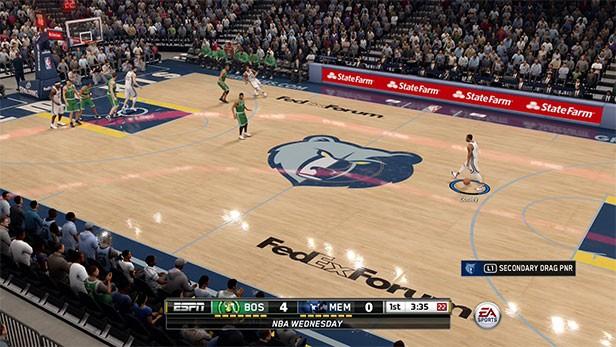 NBA Live 16 Screenshot #114 for PS4
