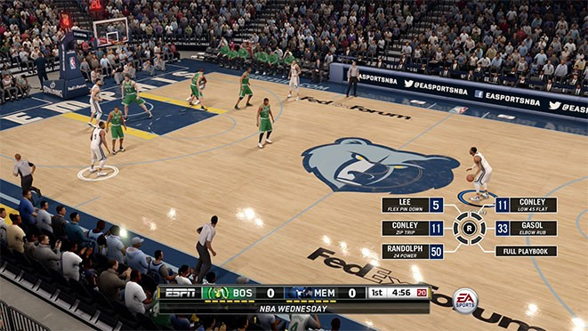 NBA Live 16 Screenshot #86 for Xbox One
