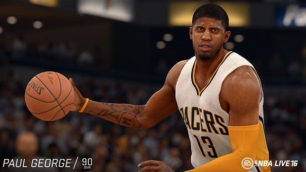 NBA Live 16 Screenshot #119 for PS4