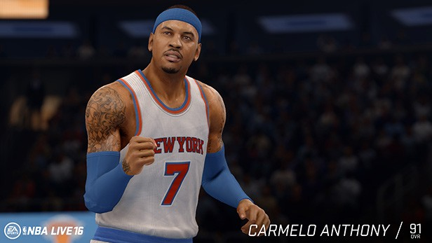 NBA Live 16 Screenshot #120 for PS4