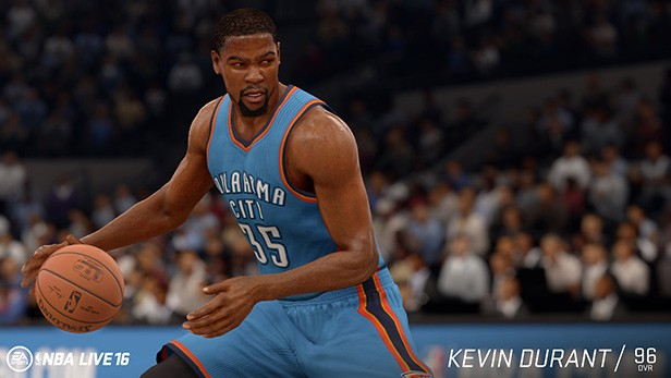 NBA Live 16 Screenshot #121 for PS4
