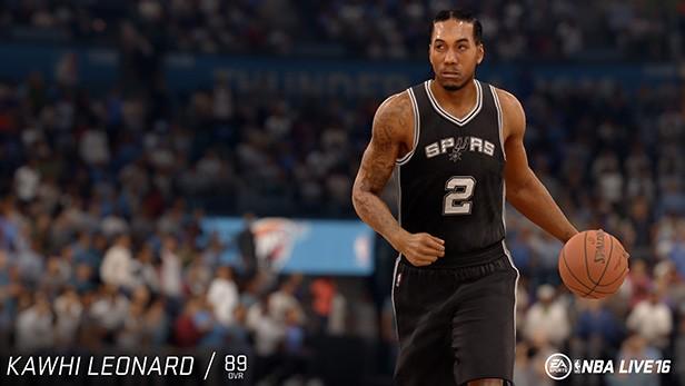 NBA Live 16 Screenshot #88 for Xbox One