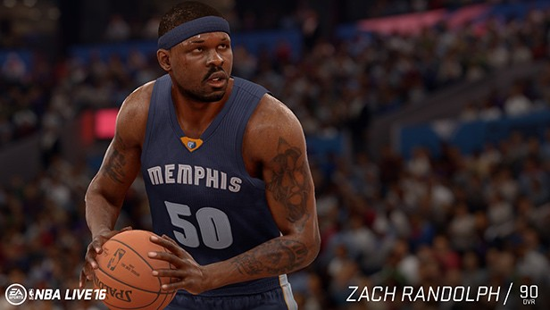 NBA Live 16 Screenshot #124 for PS4