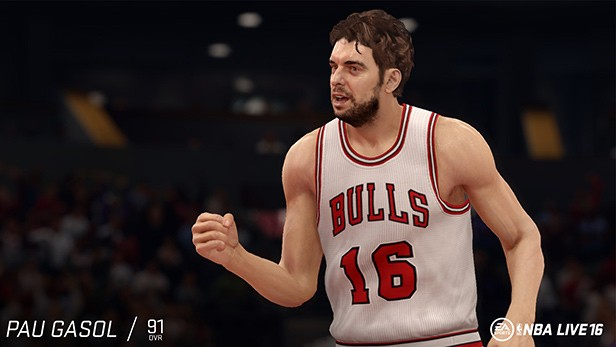 NBA Live 16 Screenshot #125 for PS4