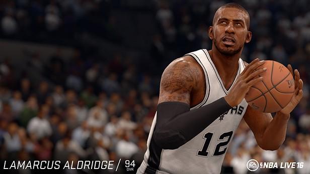NBA Live 16 Screenshot #96 for Xbox One