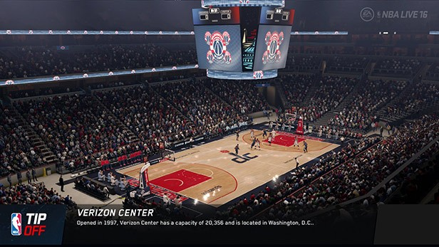 NBA Live 16 Screenshot #128 for PS4