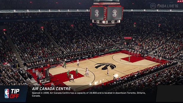 NBA Live 16 Screenshot #130 for PS4