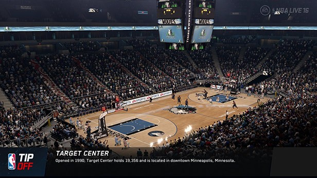 NBA Live 16 Screenshot #140 for PS4