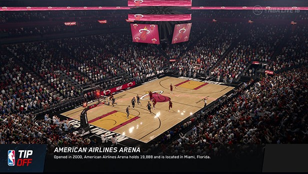 NBA Live 16 Screenshot #142 for PS4