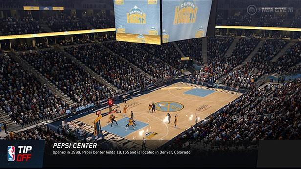 NBA Live 16 Screenshot #150 for PS4
