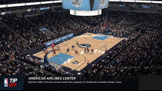 NBA Live 16 Screenshot #151 for PS4