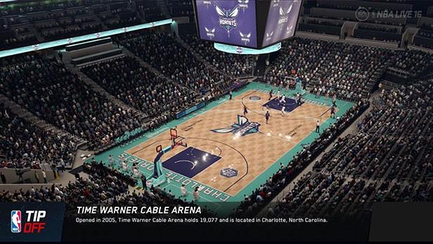 NBA Live 16 Screenshot #154 for PS4