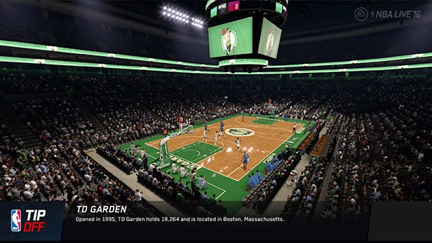 NBA Live 16 Screenshot #156 for PS4