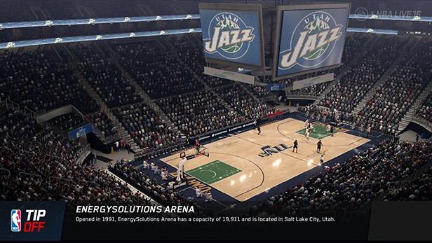 NBA Live 16 Screenshot #98 for Xbox One