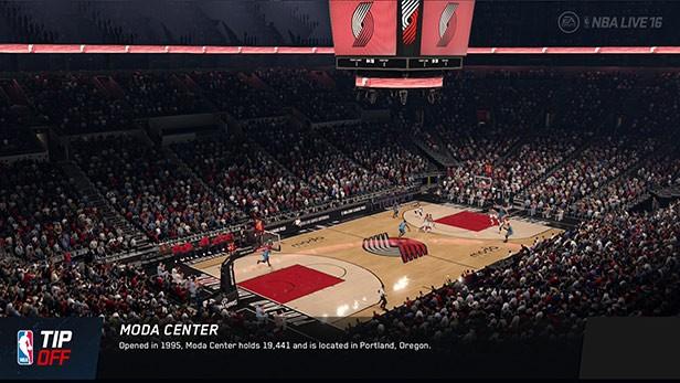 NBA Live 16 Screenshot #102 for Xbox One