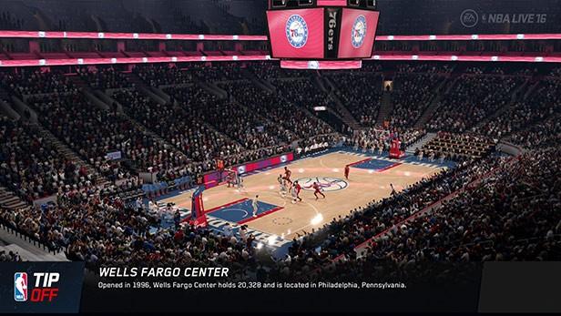 NBA Live 16 Screenshot #103 for Xbox One