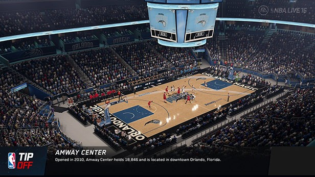 NBA Live 16 Screenshot #105 for Xbox One