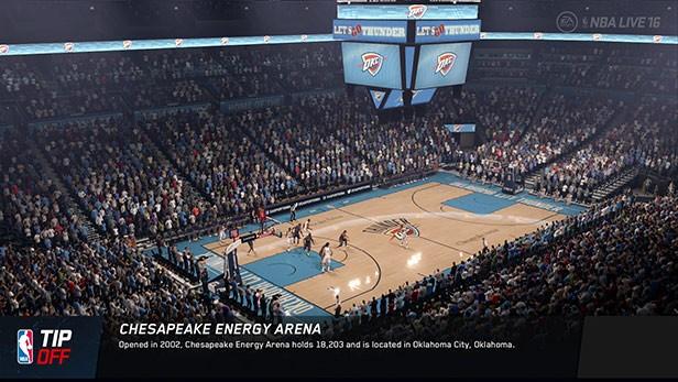 NBA Live 16 Screenshot #106 for Xbox One
