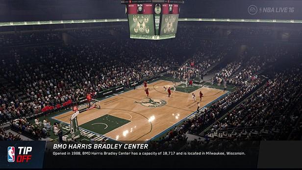 NBA Live 16 Screenshot #110 for Xbox One