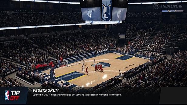 NBA Live 16 Screenshot #112 for Xbox One