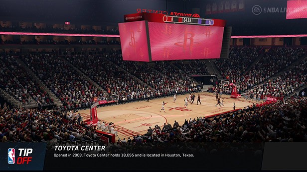 NBA Live 16 Screenshot #116 for Xbox One