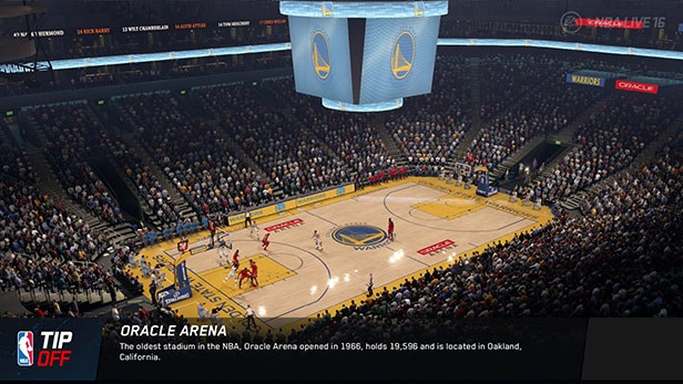 NBA Live 16 Screenshot #117 for Xbox One