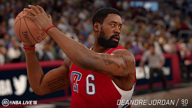 NBA Live 16 Screenshot #158 for PS4
