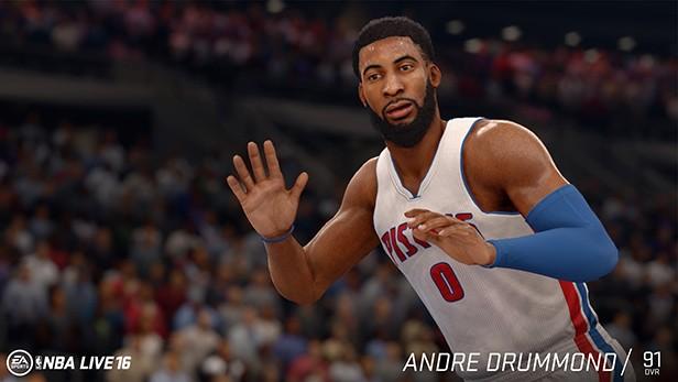 NBA Live 16 Screenshot #159 for PS4