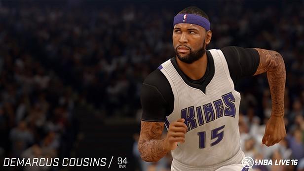 NBA Live 16 Screenshot #161 for PS4
