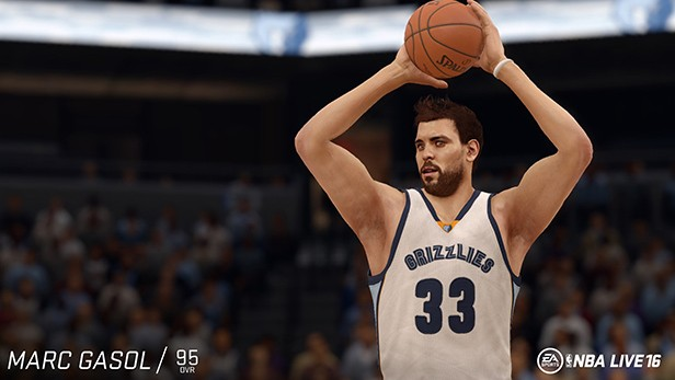 NBA Live 16 Screenshot #162 for PS4