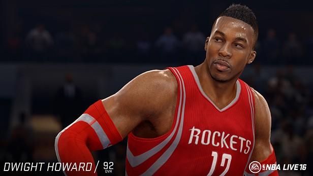 NBA Live 16 Screenshot #129 for Xbox One