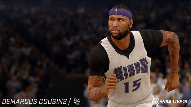 NBA Live 16 Screenshot #130 for Xbox One