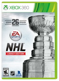 NHL Legacy Edition screenshot #1 for Xbox 360 - Click to view