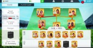 FIFA 16 Ultimate Team Mobile screenshot #1 for iOS - Click to view