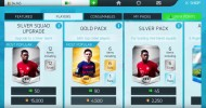 FIFA 16 Ultimate Team Mobile screenshot #2 for iOS - Click to view