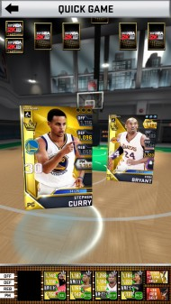 MyNBA2K16 screenshot #2 for iOS - Click to view