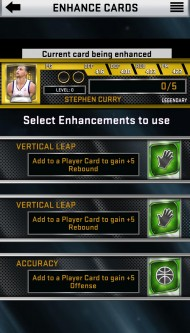 MyNBA2K16 screenshot #4 for Android - Click to view