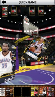 MyNBA2K16 screenshot #5 for Android - Click to view