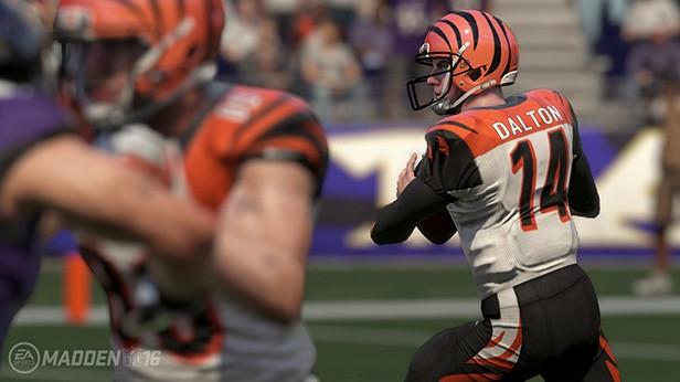 Madden NFL 16 Screenshot #221 for PS4