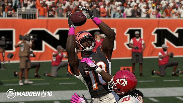 Madden NFL 16 Screenshot #229 for PS4
