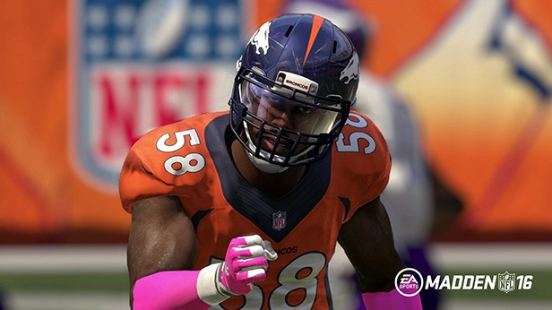 Madden NFL 16 Screenshot #230 for PS4