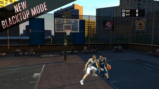 NBA 2K16 Screenshot #1 for iOS