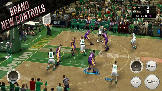 NBA 2K16 Screenshot #3 for iOS