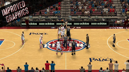 NBA 2K16 Screenshot #4 for iOS
